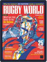 Rugby World Magazine (Digital) Subscription November 1st, 2020 Issue
