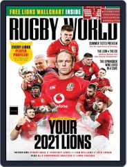 Rugby World Magazine (Digital) Subscription July 1st, 2021 Issue