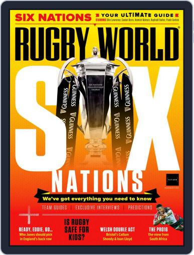Rugby World Magazine (Digital) March 1st, 2021 Issue Cover