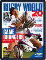 Rugby World Magazine (Digital) Subscription November 1st, 2021 Issue