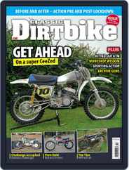 Classic Dirt Bike Magazine (Digital) Subscription August 1st, 2020 Issue