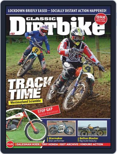 Classic Dirt Bike Magazine (Digital) November 1st, 2020 Issue Cover