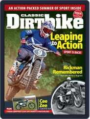 Classic Dirt Bike Magazine (Digital) Subscription August 1st, 2021 Issue