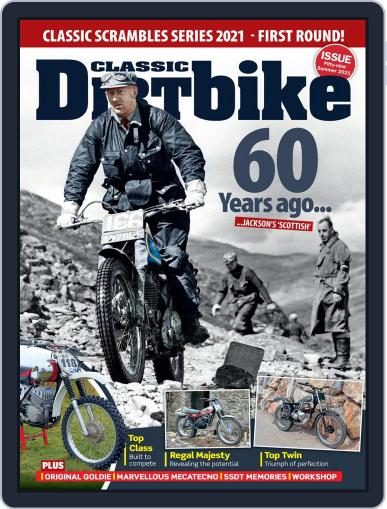 Classic Dirt Bike Magazine (Digital) May 1st, 2021 Issue Cover