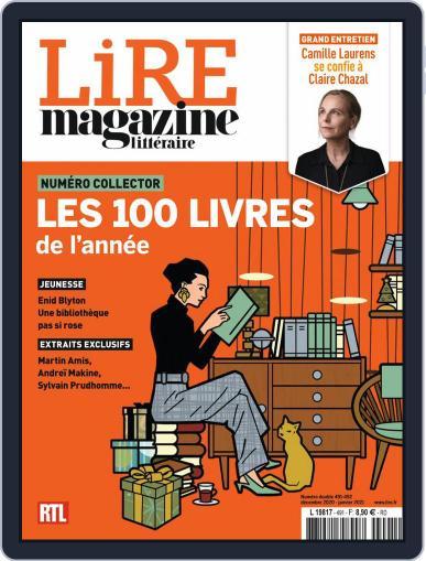 Lire Magazine (Digital) December 1st, 2020 Issue Cover