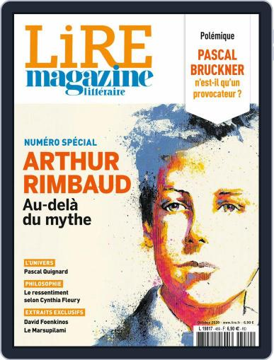 Lire Magazine (Digital) October 1st, 2020 Issue Cover