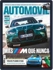 Automovil Magazine (Digital) Subscription May 1st, 2021 Issue