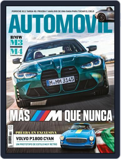 Automovil Magazine (Digital) May 1st, 2021 Issue Cover