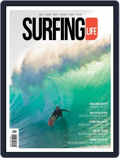 Surfing Life Magazine (Digital) March 22nd, 2021 Issue Cover