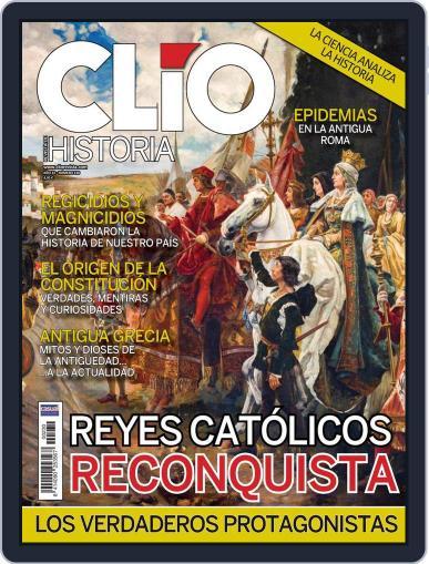 Clio Magazine (Digital) December 28th, 2020 Issue Cover