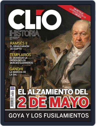 Clio Magazine (Digital) April 26th, 2021 Issue Cover