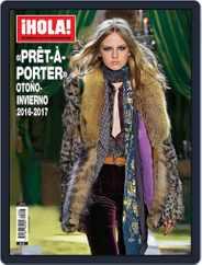 ¡hola! Prêt-À-porter Magazine (Digital) Subscription September 1st, 2016 Issue