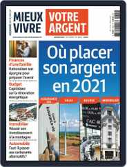 Mieux Vivre Votre Argent Magazine (Digital) Subscription January 1st, 2021 Issue