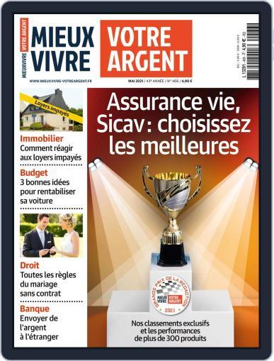 Mieux Vivre Votre Argent Magazine (Digital) May 1st, 2021 Issue Cover