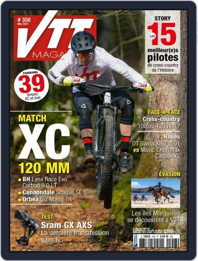 VTT Magazine (Digital) May 1st, 2021 Issue Cover