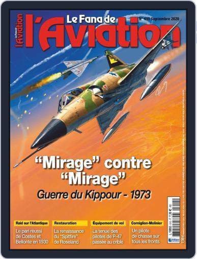 Le Fana De L'aviation Magazine (Digital) September 1st, 2020 Issue Cover