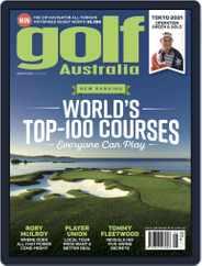 Golf Australia Magazine (Digital) Subscription August 1st, 2021 Issue