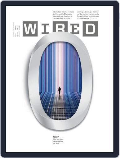 Wired Italia Magazine (Digital) June 1st, 2020 Issue Cover