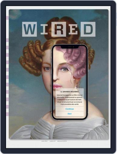 Wired Italia Magazine (Digital) June 1st, 2021 Issue Cover