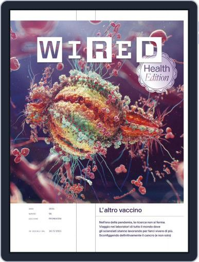 Wired Italia Magazine (Digital) March 1st, 2021 Issue Cover