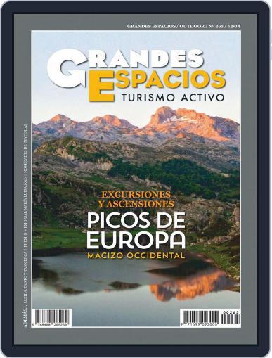 Grandes Espacios Magazine (Digital) July 1st, 2020 Issue Cover