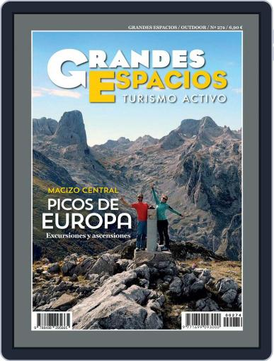 Grandes Espacios Magazine (Digital) July 1st, 2021 Issue Cover