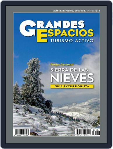 Grandes Espacios Magazine (Digital) March 1st, 2021 Issue Cover