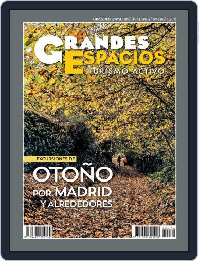 Grandes Espacios Magazine (Digital) October 1st, 2021 Issue Cover