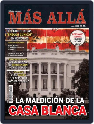 Mas Alla Magazine (Digital) January 1st, 2021 Issue Cover