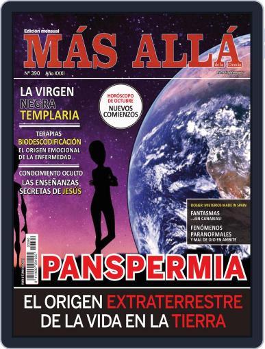 Mas Alla Magazine (Digital) October 1st, 2021 Issue Cover