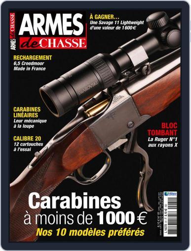 Armes De Chasse Magazine (Digital) April 1st, 2021 Issue Cover