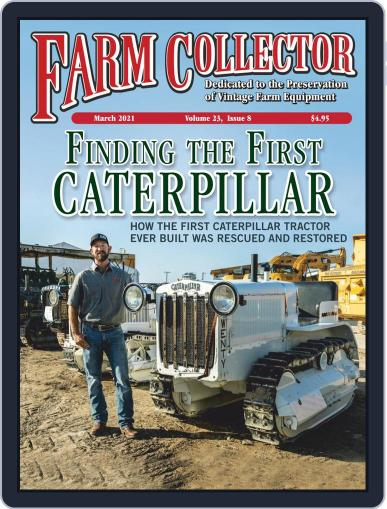 Farm Collector Magazine (Digital) March 1st, 2021 Issue Cover