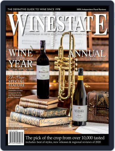 Winestate Magazine (Digital) December 11th, 2020 Issue Cover
