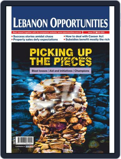 Lebanon Opportunities Magazine (Digital) November 23rd, 2020 Issue Cover