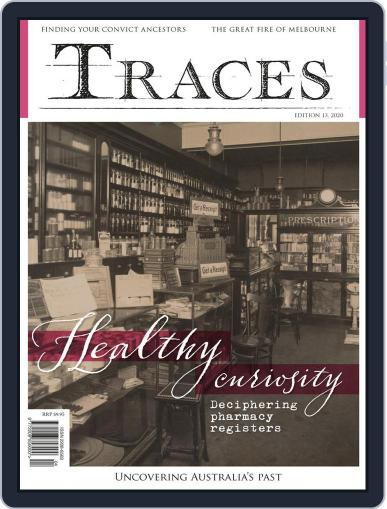 Traces Magazine (Digital) December 3rd, 2020 Issue Cover