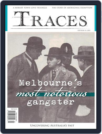 Traces Magazine (Digital) March 15th, 2021 Issue Cover
