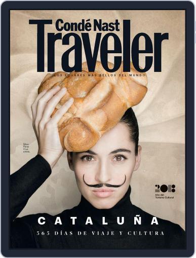 Condé Nast Traveler España (guía Monográfica) (Digital) January 16th, 2018 Issue Cover