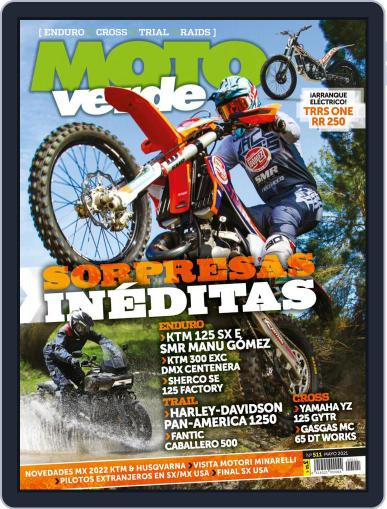 Moto Verde Magazine (Digital) May 1st, 2021 Issue Cover