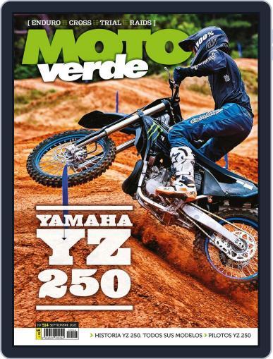 Moto Verde Magazine (Digital) September 1st, 2021 Issue Cover