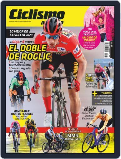 Ciclismo A Fondo Magazine (Digital) December 1st, 2020 Issue Cover
