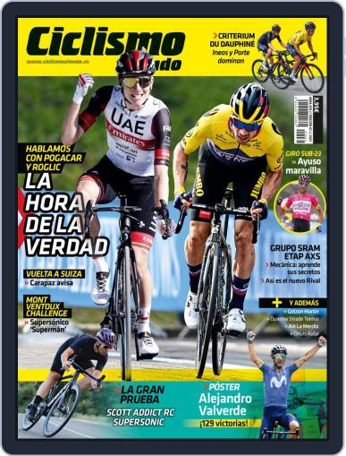 Ciclismo A Fondo Magazine (Digital) July 1st, 2021 Issue Cover