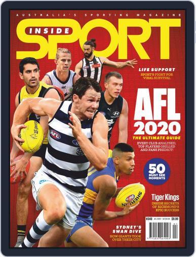 Inside Sport Magazine (Digital) June 1st, 2020 Issue Cover
