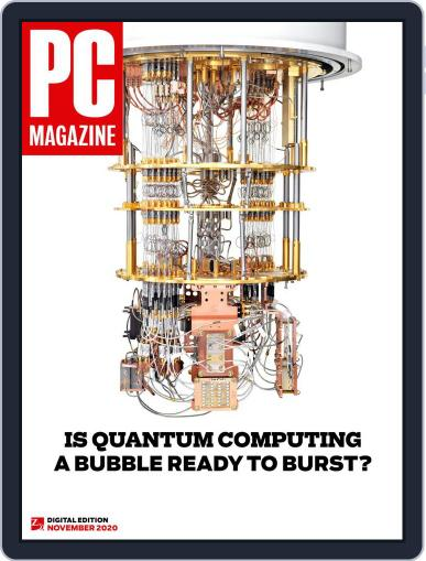 Pc Magazine (Digital) November 1st, 2020 Issue Cover