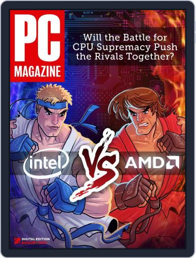 Pc Magazine (Digital) August 1st, 2021 Issue Cover