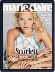 Marie Claire Magazine (Digital) Subscription November 6th, 2020 Issue