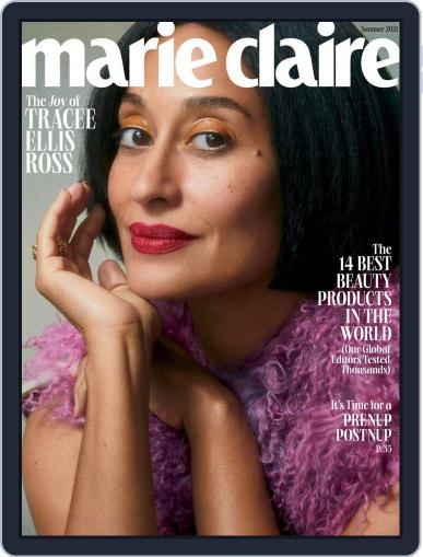 Marie Claire May 28th, 2021 Digital Back Issue Cover