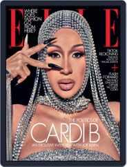 Elle Magazine (Digital) Subscription September 1st, 2020 Issue