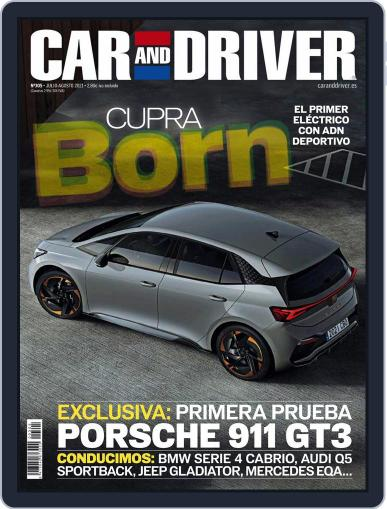 Car and Driver - España Magazine (Digital) July 1st, 2021 Issue Cover