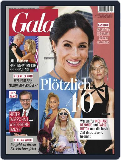 Gala Magazine (Digital) January 21st, 2021 Issue Cover