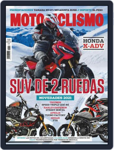 Motociclismo Magazine (Digital) February 2nd, 2021 Issue Cover